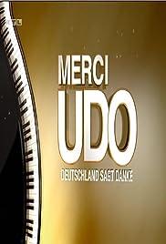 Merci Udo - Deutschland sagt Danke Poster