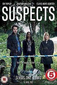 Suspects (2014) Poster - TV Show Forum, Cast, Reviews