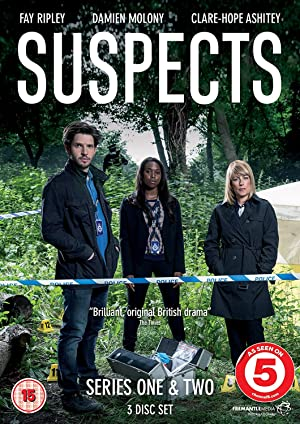 Where to stream Suspects