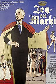 Gabriel Axel in Jeg - en marki (1967)