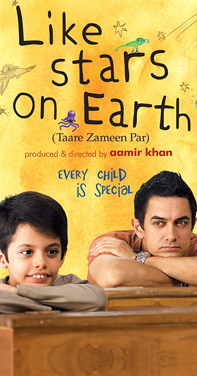 Bollywood movies which include mental disorders like tare zameen par