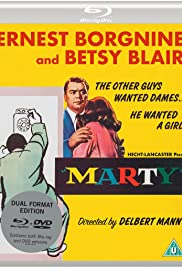 Marty (1955) Poster - Movie Forum, Cast, Reviews