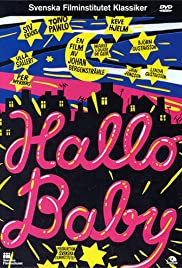 Hallo Baby Poster