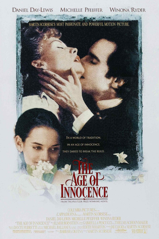 The Age Of Innocence 1993 Imdb