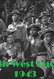 South West Pacific Poster