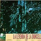 Gloria Muñoz and Mario Pardo in La leyenda de la doncella (1994)