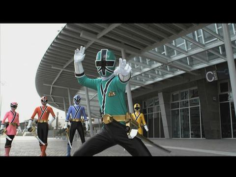 Power Rangers Samurai movie download hd