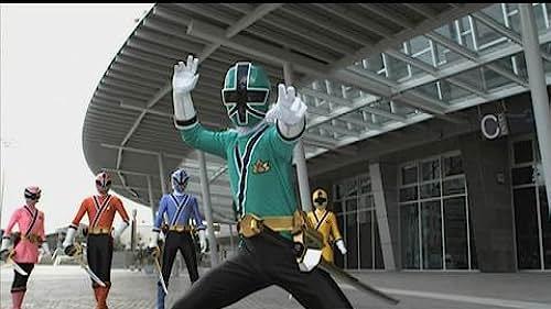 Trailer for Power Rangers: Super Samurai - Ultimate Duel