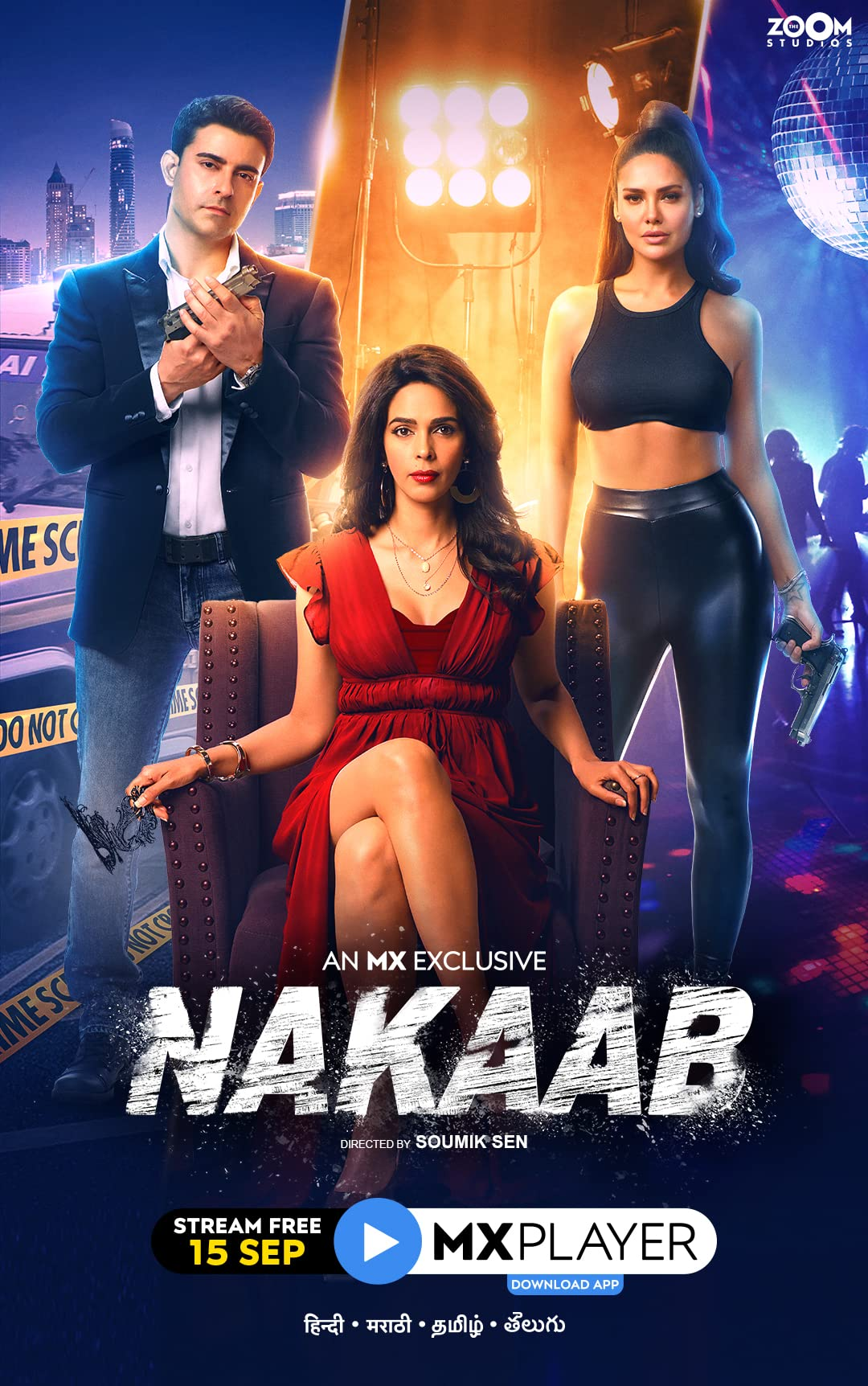 Nakaab (2021) Season 1 MX Player Original