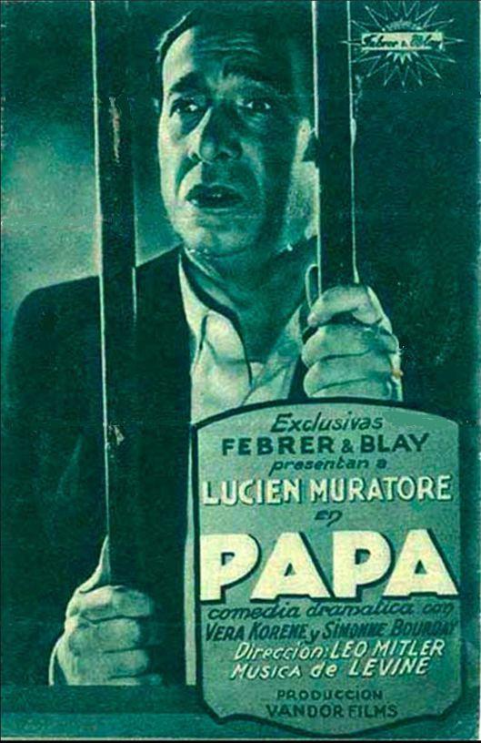 La voix sans visage (1933)