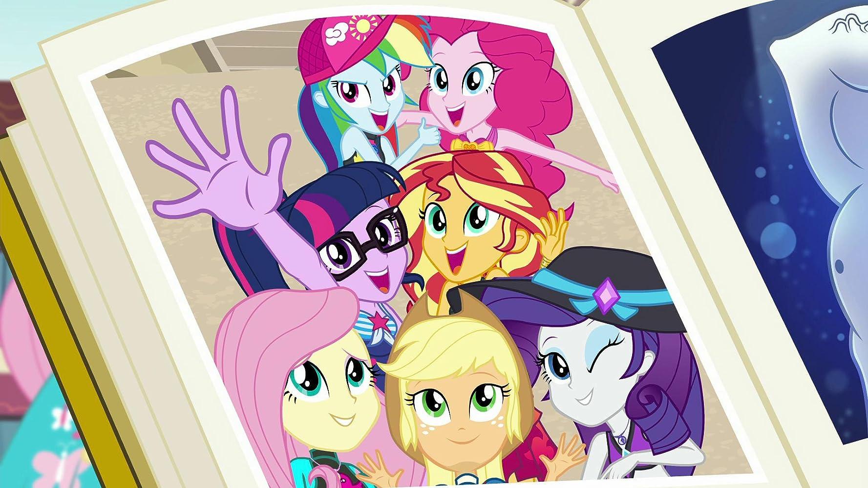 my little pony equestria girls forgotten friendship