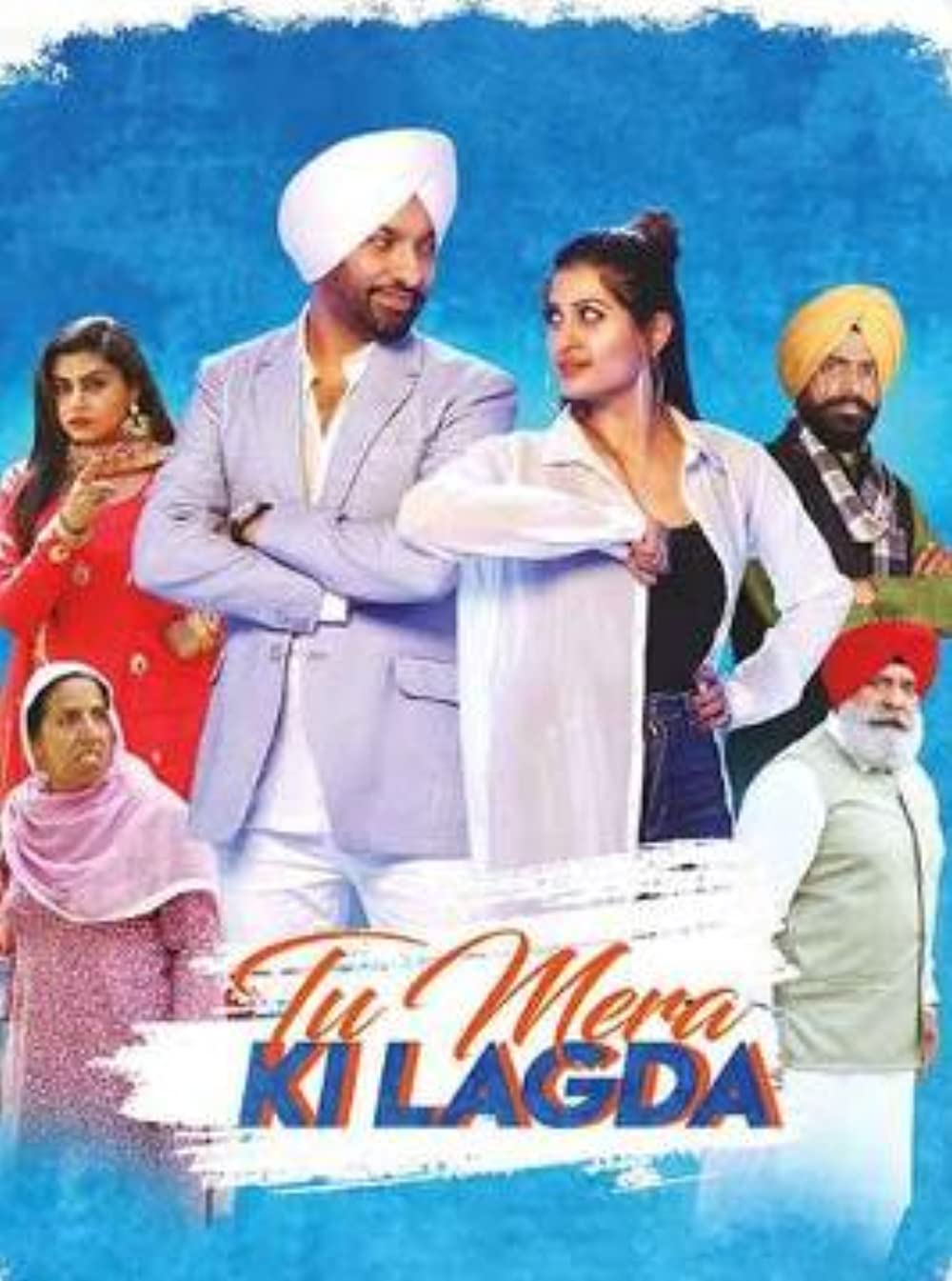 Tu Mera Ki Lagda 2019 Punjabi 720p AMZN HDRip ESubs 900MB Download