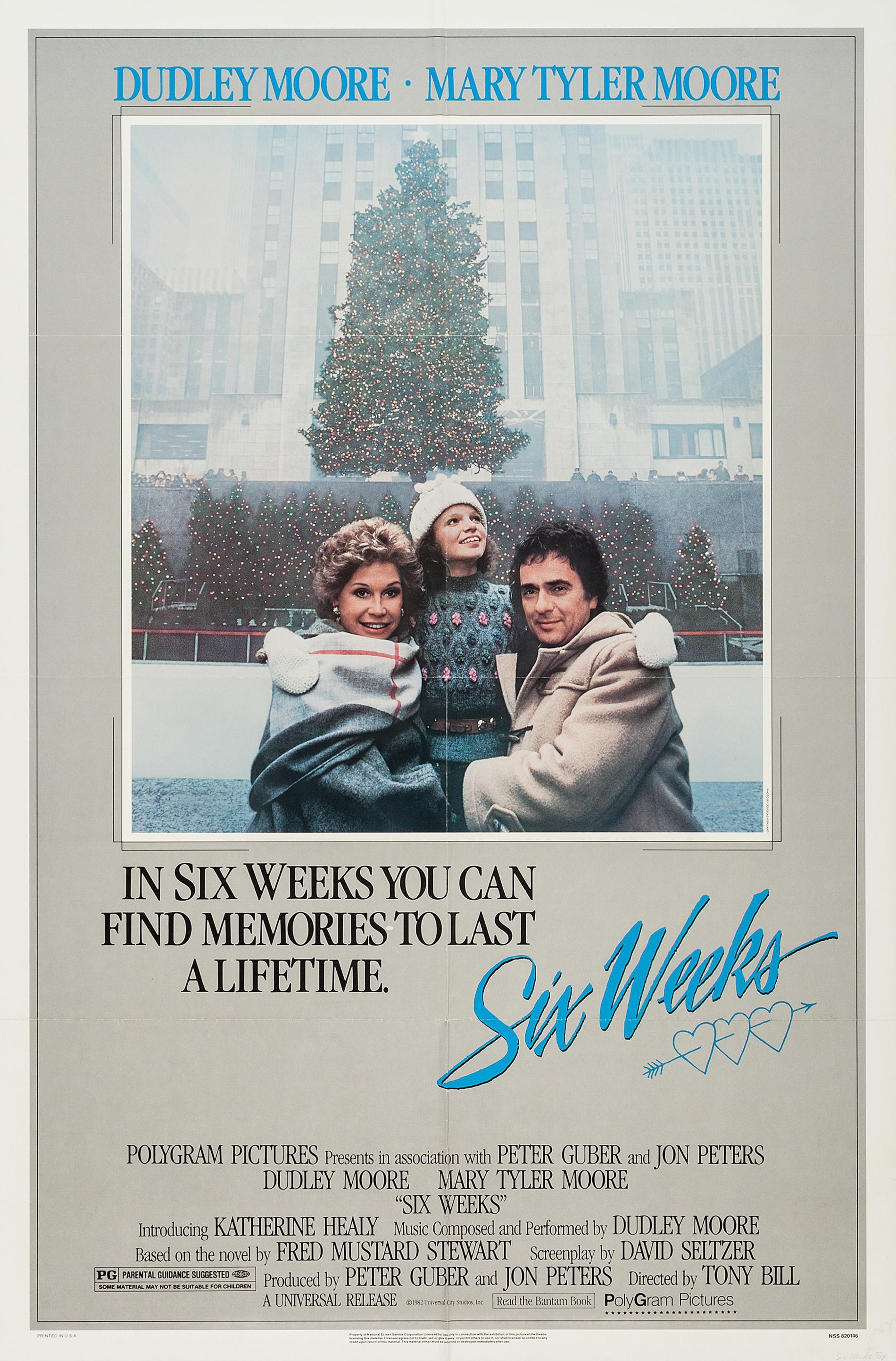 Six Weeks 1982 Imdb