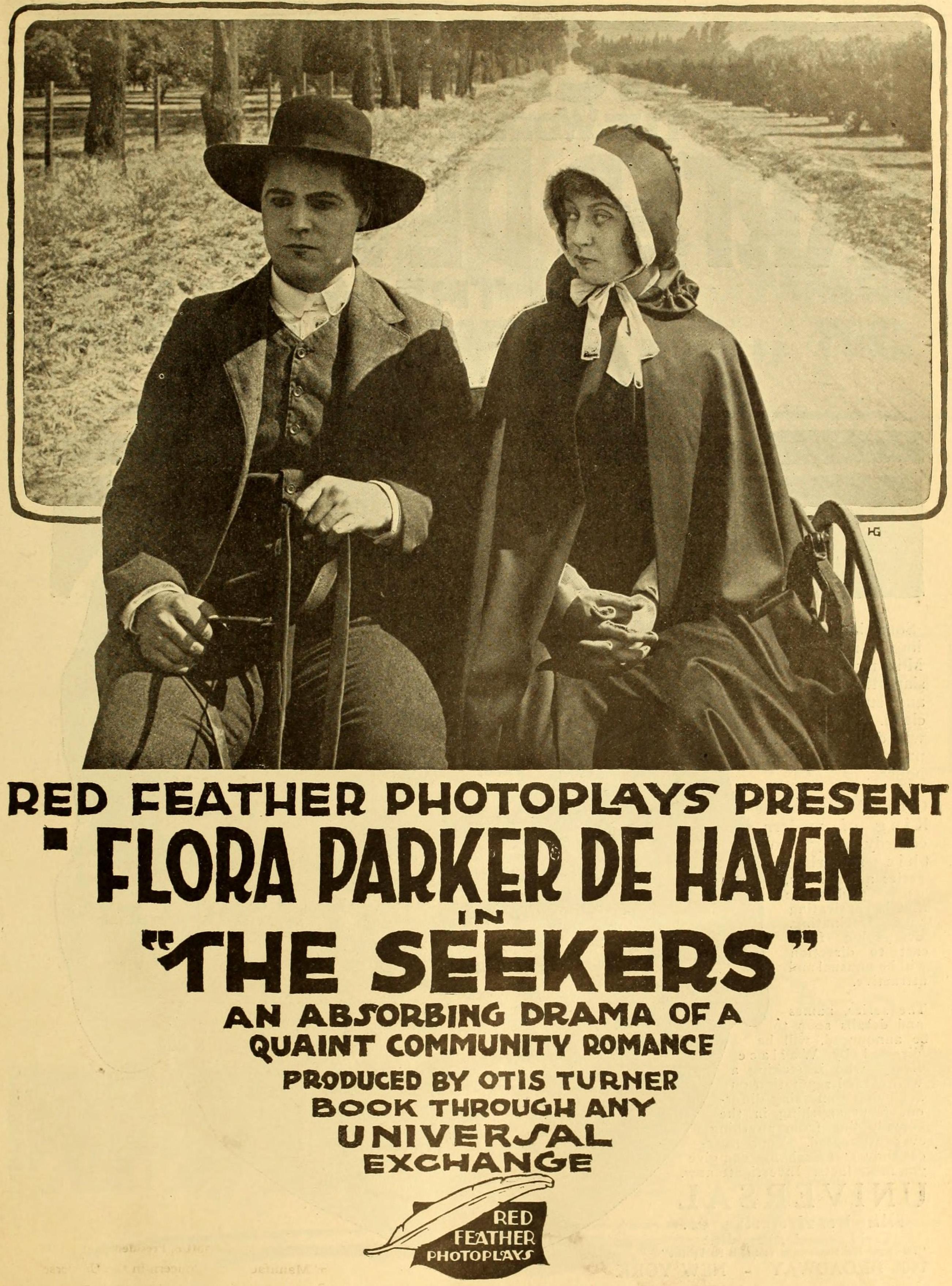 picture Flora Parker DeHaven