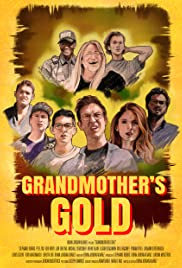 Grandmother's Gold Poster