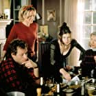 Lauren Holly, Jon Bon Jovi, Blythe Danner, and Connie Britton in No Looking Back (1998)