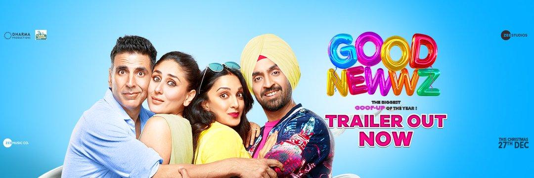 Good Newwz (2019) Film Indian Online Subtitrat in Romana