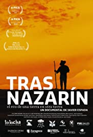 Tras Nazarin: Following Nazarin Poster