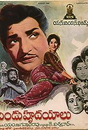 Nindu Hridayalu Poster