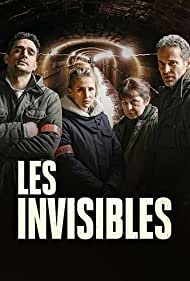 Nathalie Cerda, Guillaume Cramoisan, Quentin Faure, and Déborah Krey in Les Invisibles (2021)
