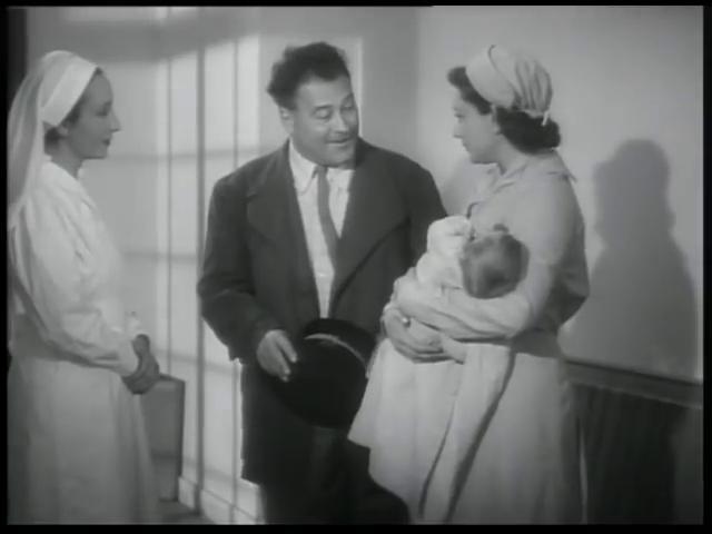 Paola Barbara and Camillo Pilotto in La peccatrice (1940)