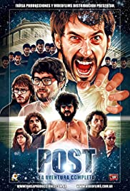 Post: La aventura completa Poster