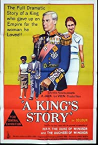 Primary photo for A King's Story