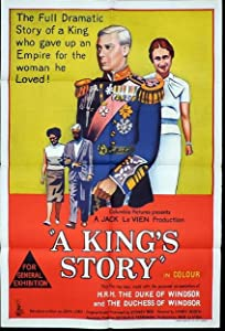Movie free download A King's Story [Full]