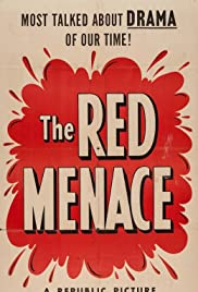 The Red Menace Poster