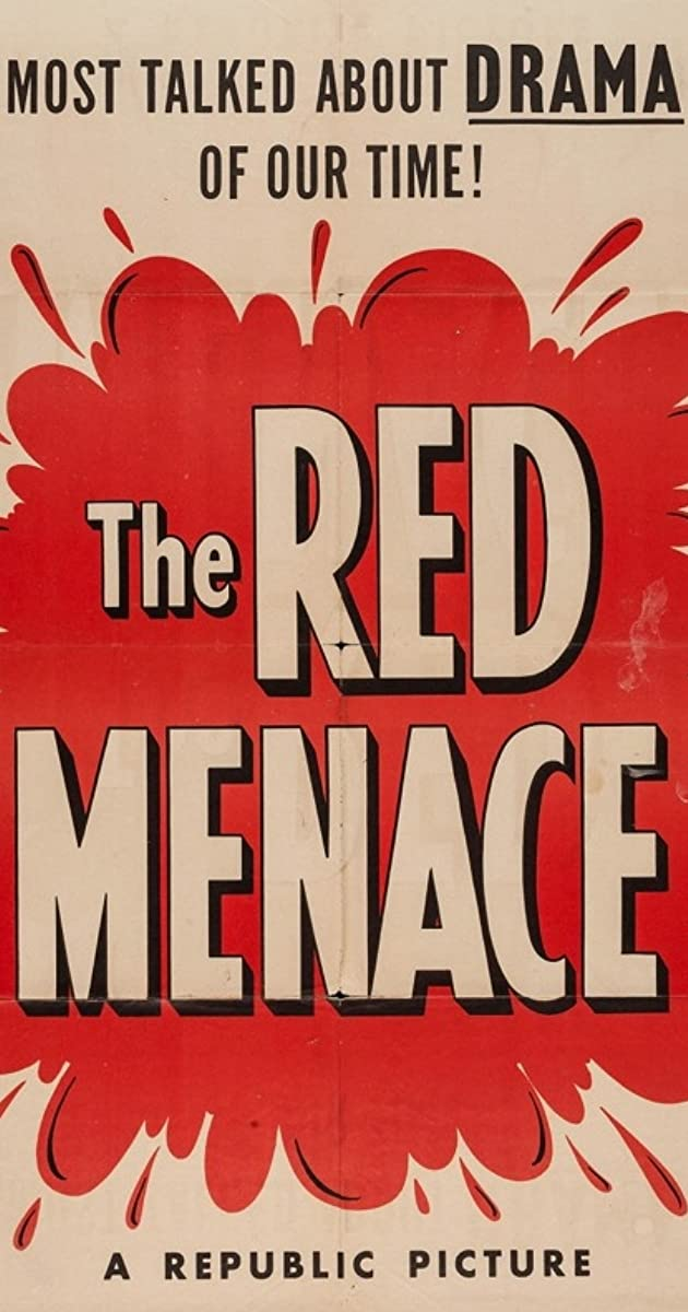 Subtitle of The Red Menace