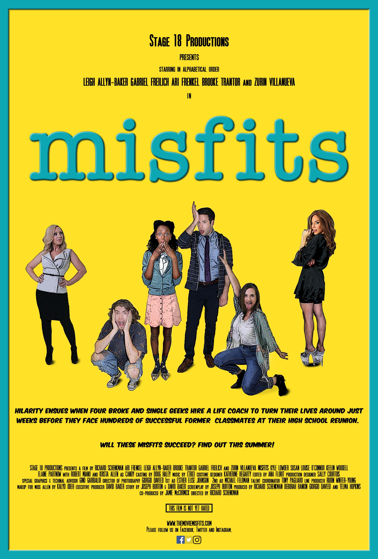 Misfits - IMDb