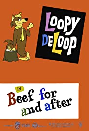 Beef for and After Poster