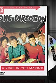 One Direction: A Year in the Making(2011) Poster - Movie Forum, Cast, Reviews