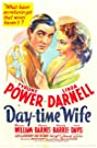 Day-Time Wife (1939) Poster