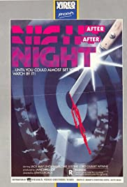 Night After Night After Night Poster