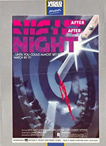 Must watch japanese movies Night After Night After Night [hdv]