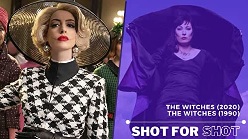 Shot for Shot: 'The Witches' (2020) vs. 'The Witches' (1990)