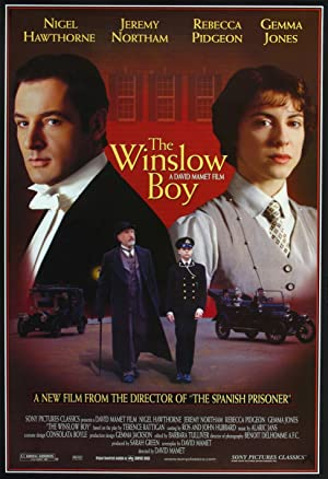 The Winslow Boy Poster Image