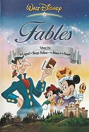 Walt Disney's Fables Poster