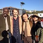 Greg Cipes, Mike Colter, Travis Johns, and Steven Wiig in I'm Charlie Walker