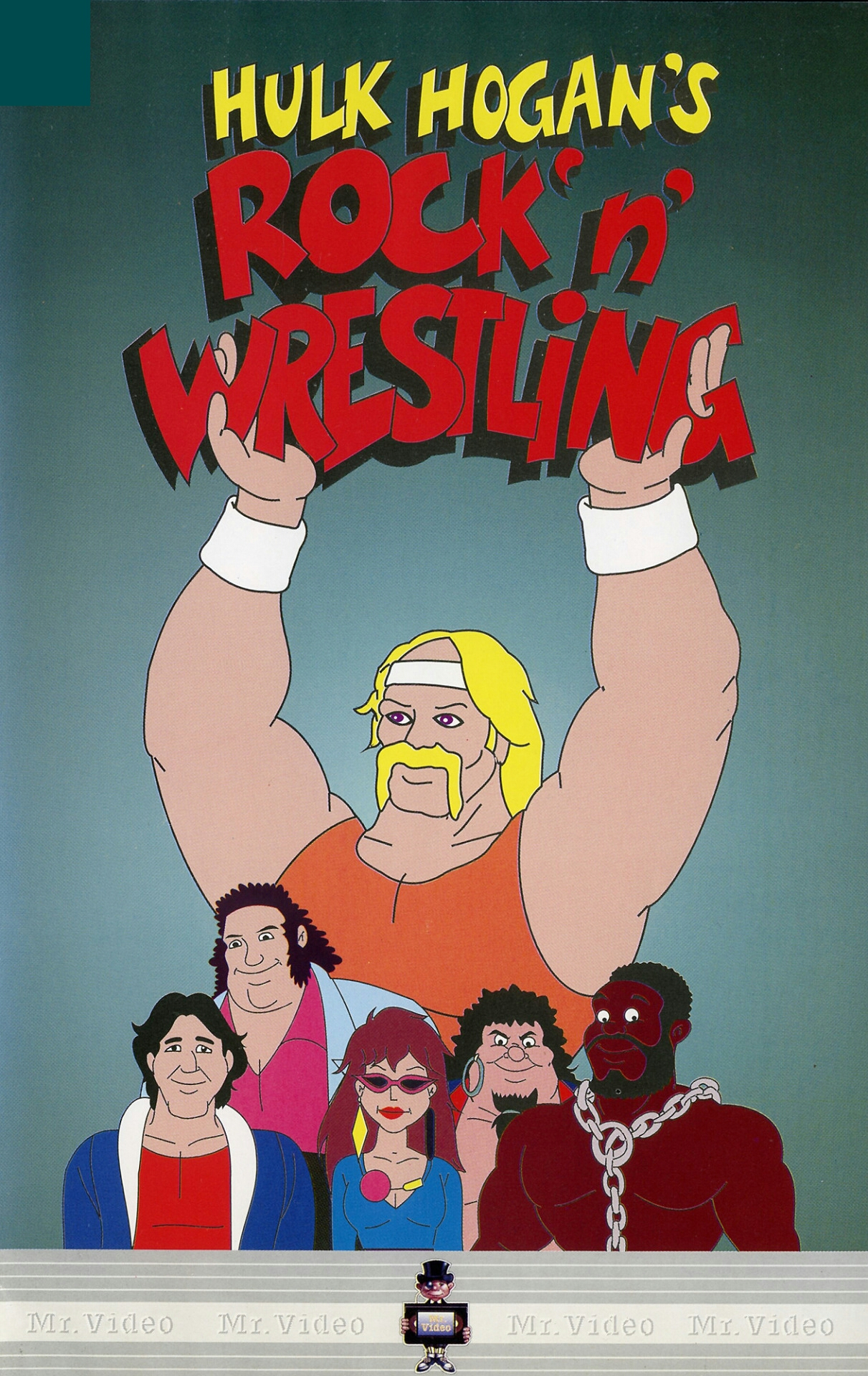 Hulk Hogan's Rock 'n' Wrestling (TV Series 1985–1986) - IMDb