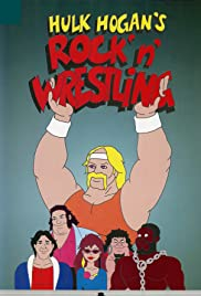 Rock 'n' Wrestling Poster