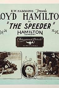 Lloyd Bacon, Lloyd Hamilton, and Tom Kennedy in The Speeder (1922)