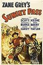 Sunset Pass (1933) Poster