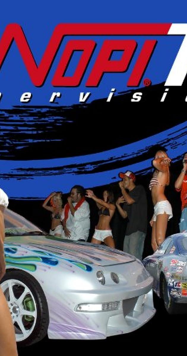 Woodburn drag racing bikini contest