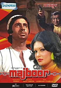 Divx full movie downloads Majboor India [BRRip]
