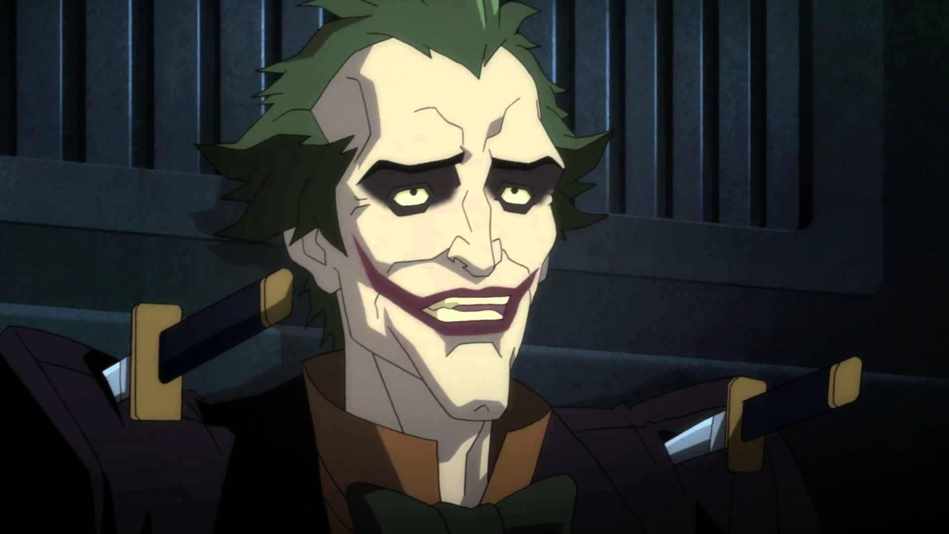 Batman: Assault on Arkham (Video 2014) - Photo Gallery - IMDb