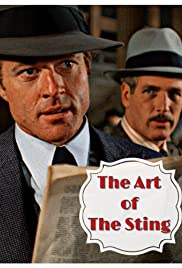 The Art of 'The Sting' Poster