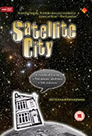 Satellite City Poster