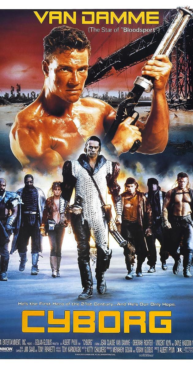 Watch Full HD Movie Cyborg (1989)